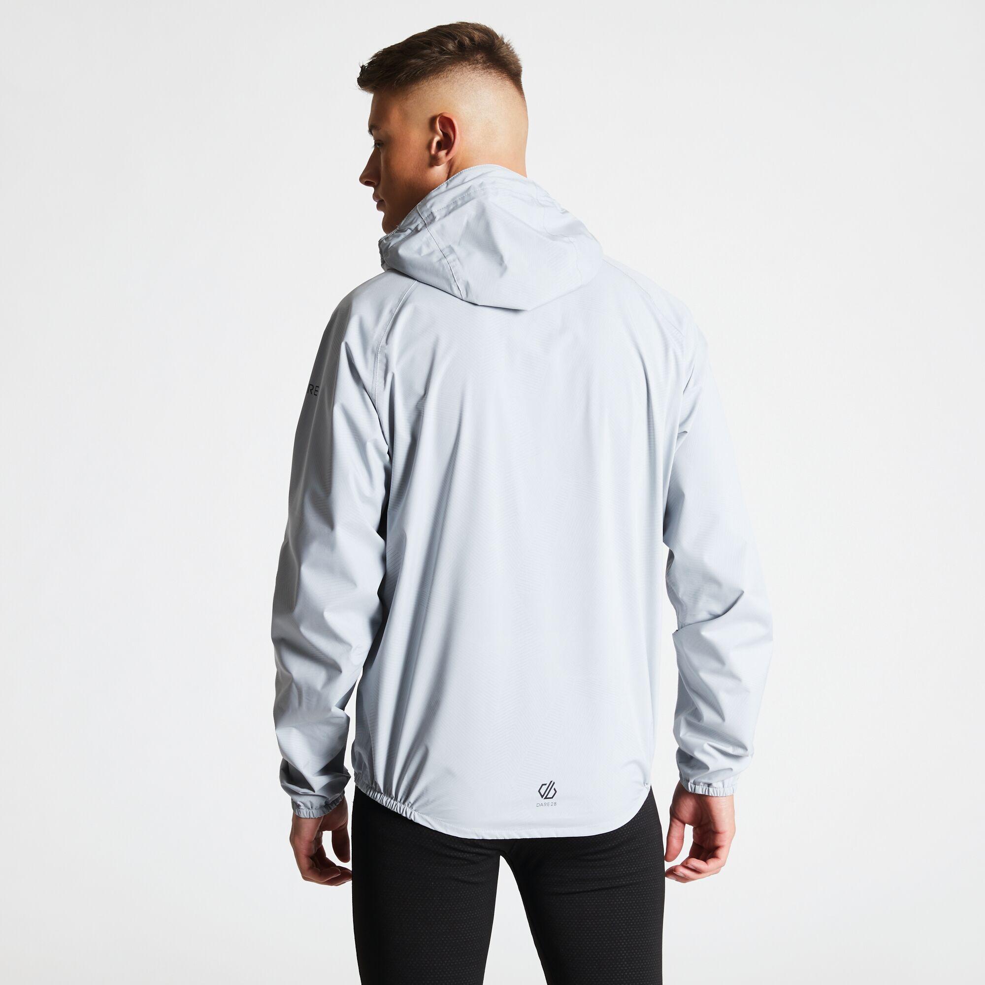 convenience goods fine craftsmanship best online Dare2b Men s Arrange Lightweight Reflective Packaway Jacket ...